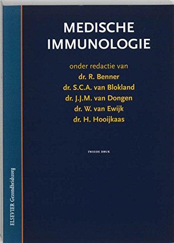 9789035224216: Medische immunologie
