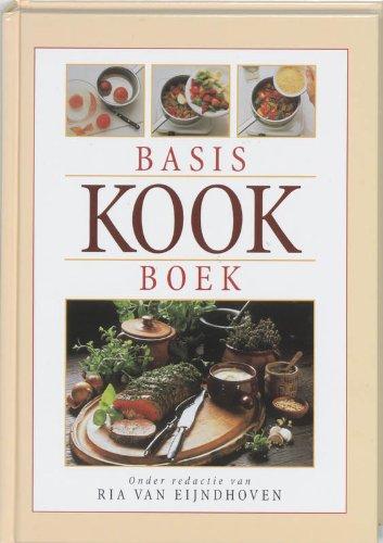 Koken met plezier Basis kookboek (Rebo culinair)