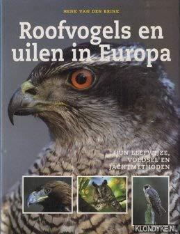 Roofvogels en uilen: BRINK, HENK VAN