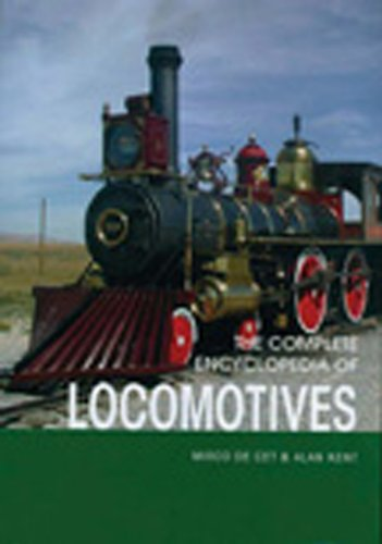 9789036615051: The Complete Encyclopedia of Locomotives