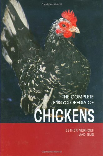 9789036615921: The Complete Encyclopedia Of Chickens