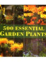 9789036617048: 500 Essential Garden Plants