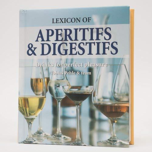 9789036618885: APERITIFS & DIGESTIFS, DRINKS FOR PERFECT PLEASURE