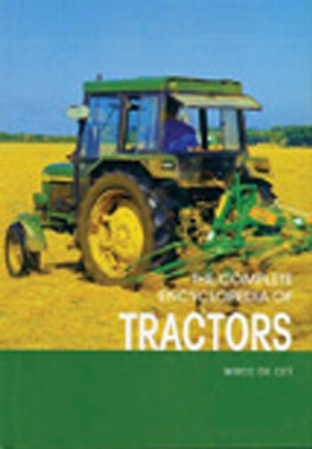 The Complete Encyclopedia of Tractors