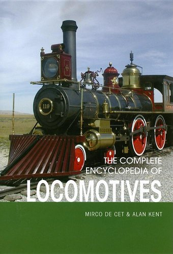 9789036618946: Complete Encyclopedia of Locomotives