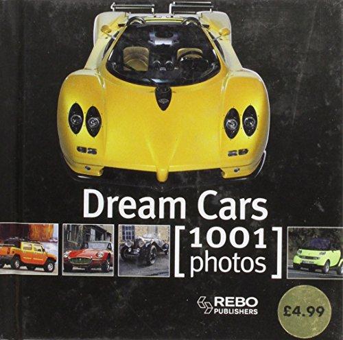 9789036622523: Cube Book Dream Cars 1001 Photos (Cubebooks)