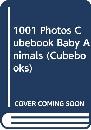 1001 Photos Cubebook Baby Animals: Packages