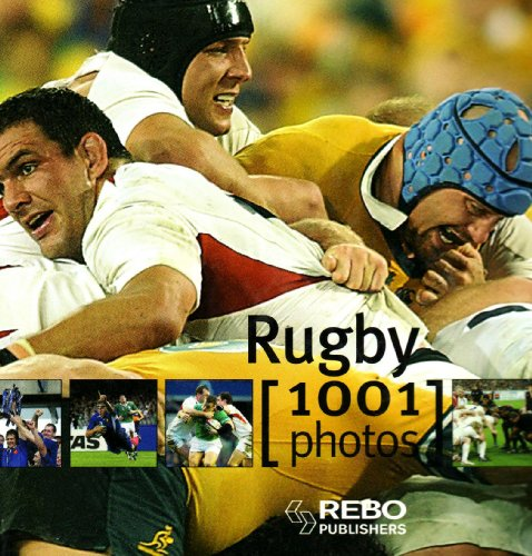 9789036624145: Cube Book Rugby 1001 Photos (Cubebooks)