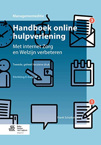 9789036803748: Handboek online hulpverlening: Met internet Zorg en Welzijn verbeteren (Dutch Edition)