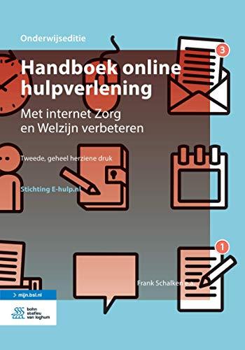 9789036803762: Handboek Online Hulpverlening: Met Internet Zorg En Welzijn Verbeteren