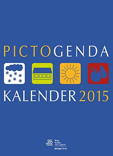 9789036807166: 2015 (Pictogenda kalender)
