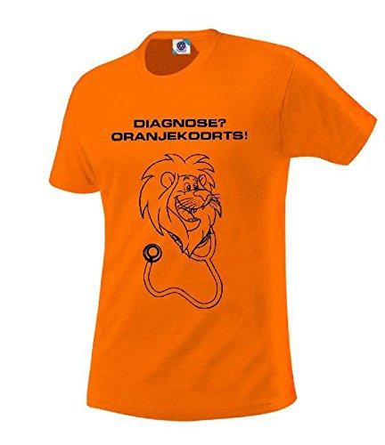 9789036807333: T-shirt WK-actie maat M