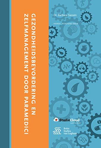9789036811576: Gezondheidsbevordering en zelfmanagement door paramedici (Dutch Edition)