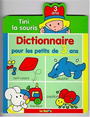 9789037414257: Tini la souris : dictionnaire pour les petits (3 ans)