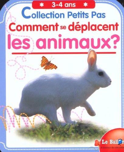 9789037442328: Comment se deplacent les animaux? 3-4 ans