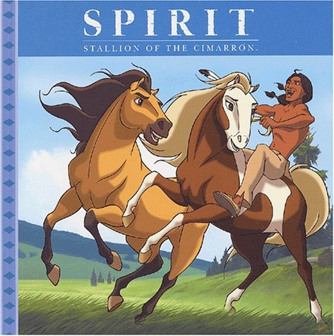 SPIRIT. STALLION OF THE CIMARRON
