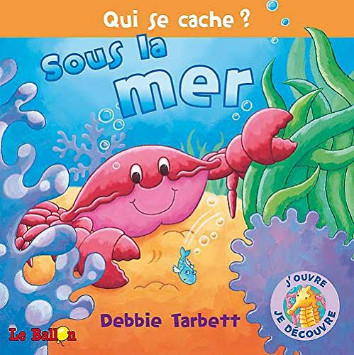 qui se cache ? sous la mer (903746243X) by [???]