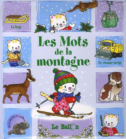 9789037462913: Les Mots de la montagne (Images & Mots)