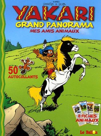 9789037464023: Yakari Grand Panorama : Mes amis animaux