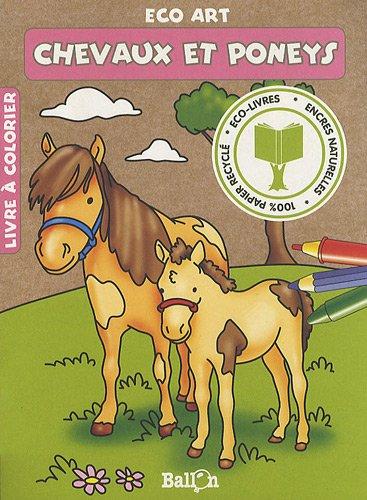 9789037475012: Chevaux et poneys : Livre à colorier