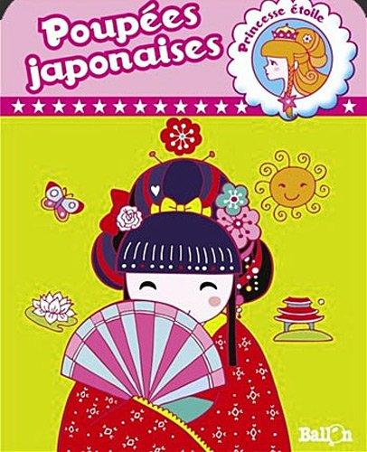 9789037481143: Princesse étoile - Poupées japonaises