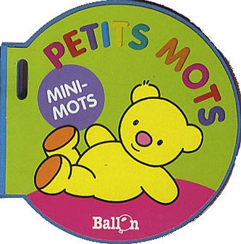 9789037481501: MINIMOTS PETITS MOTS