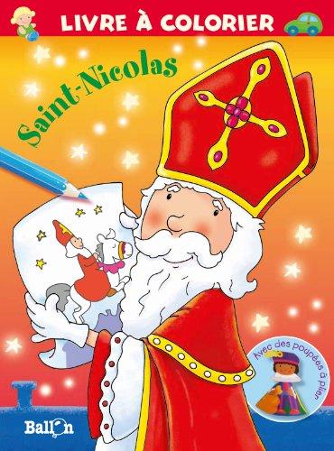 9789037481747: livre à colorier Saint-Nicolas