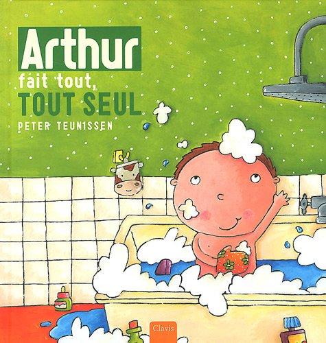 9789037483567: Arthur fait tout, tout seul