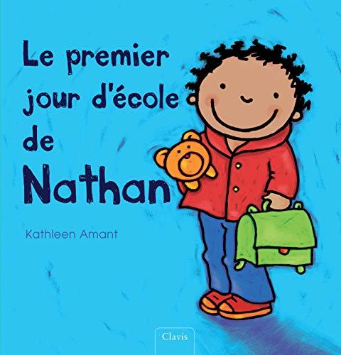 9789037484533: Le premier jour d'école de Nathan