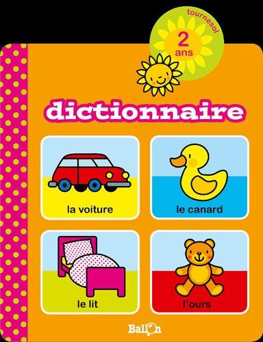 9789037484793: Tournesol Dictionnaire pour les tout-petits dès 2 ans