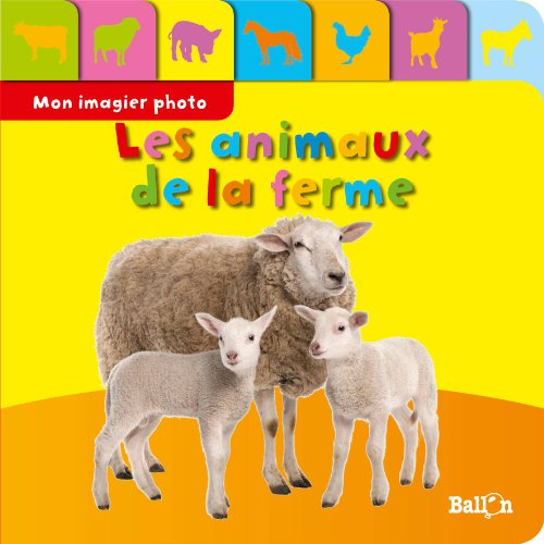 Mon imagier photo - loes animaux 3: n/a