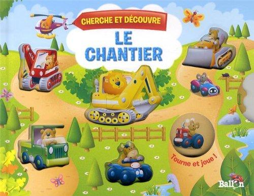 9789037487992: CHERCHE ET DECOUVRE LE CHANTIER !
