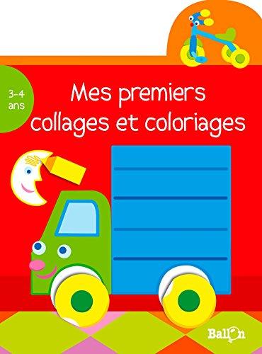 9789037488418: Mes Premiers Collages 3-4 Ans (Camion)