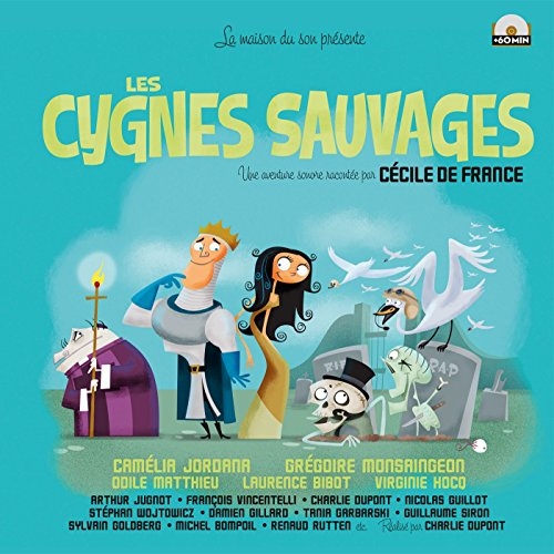 Les Cygnes Sauvages: Andersen, Hans Christian]