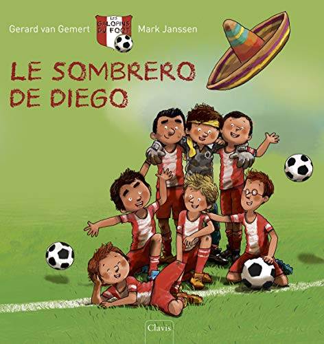 9789037491494: Le sombrero de Diego