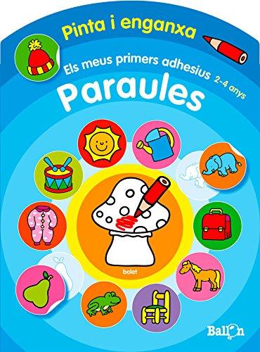 9789037493726: PARAULES (ELS MEUS PRIMERS ADHESIUS)