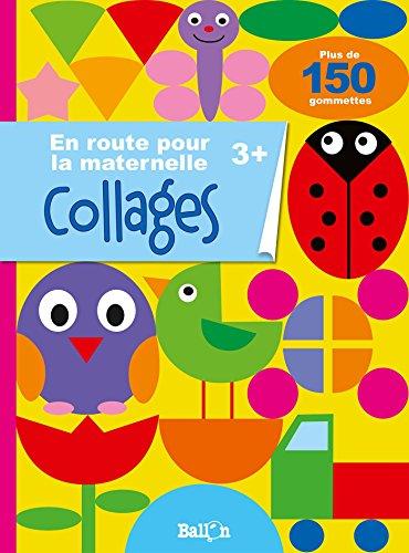 9789037494860: En route pour la maternelle - collages 3+