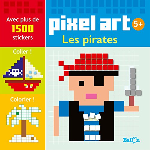 9789037497953: PIXEL ART - LES PIRATES