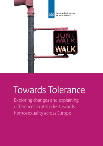 9789037706505: Towards Tolerance: Exploring Changes and Explaining Differences in Attitudes towards Homosexuality across Europe