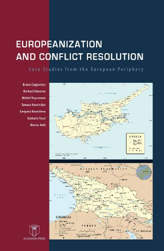 9789038206486: Europeanization and Conflict Resolution: Case Studies from the European Periphery