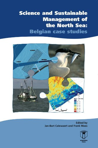 9789038210858: Science and Sustainable Management of the North Sea: Belgian Case Studies
