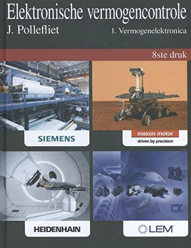 9789038225180: Elektronische vermogencontrole: Vermogenelektronica 1 (Elektronische vermogenscontrole)