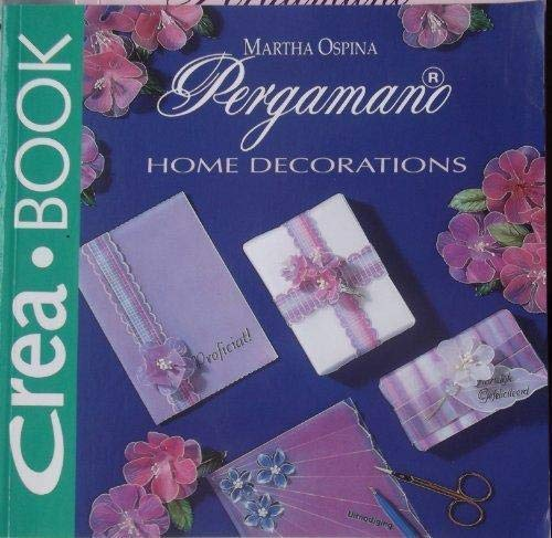 9789038407494: Pergamano Home decorations