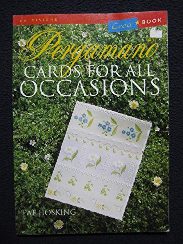Pergamano Cards for All Occasions: Pat Hosking