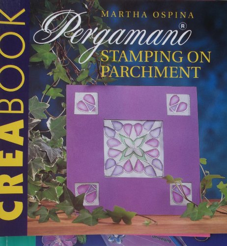 9789038412450: Pergamano Stamping on Parchment