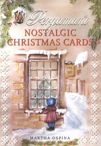 Nostalgic Christmas Cards: Ospina, Martha