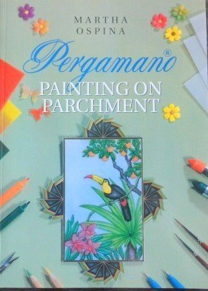 9789038413006: pergamano-painting-on-parchment