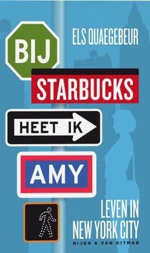 9789038896588: Bij Starbucks heet ik Amy