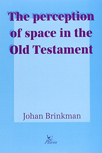 9789039000038: The Perception of Space in the Old Testament