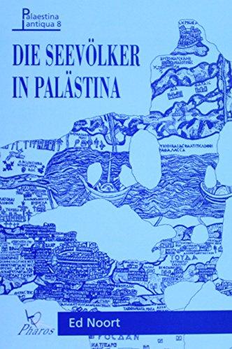 9789039000120: Die Seevolker in Palastina (Palestina Antiqua)